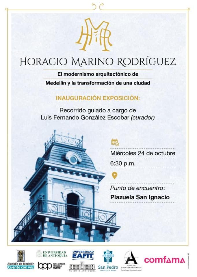 HORACIO MARINO RODRIGUEZ - ARQUITECTO